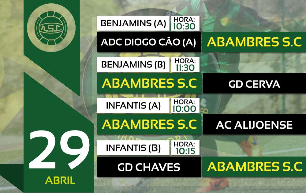 29 de Abril - Jogos do Abambres SC