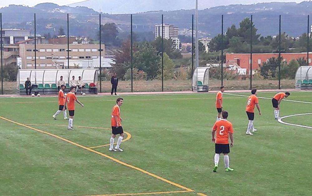 MURÇA SC 0 ABAMBRES SC 3 | JUNIORES | 4ª JORNADA |