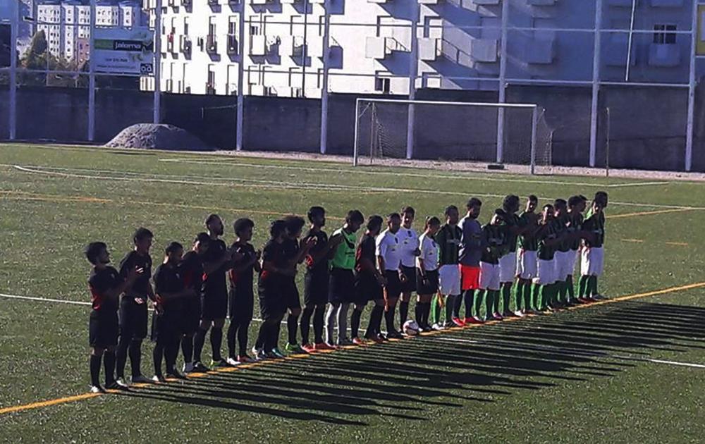 ABAMBRES SC 4 ATEI FC 3 | 1.ª ELIMINATÓRIA DA TAÇA DA AFVR |