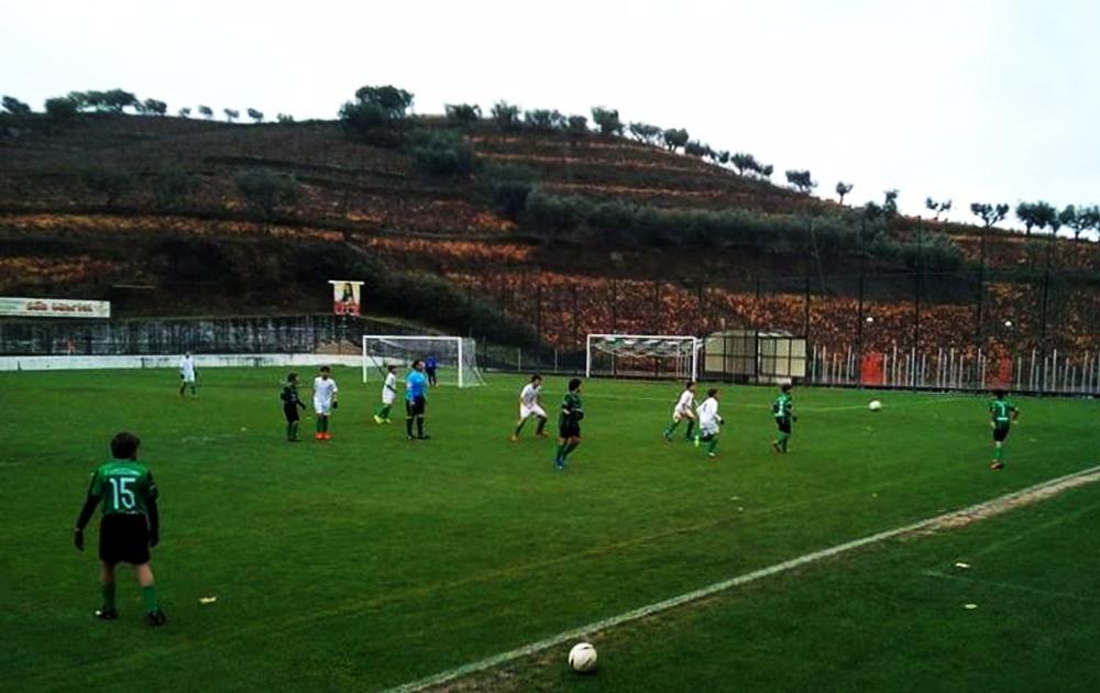RC PENAGUIÃO 0 ABAMBRES SC 0 | INFANTIS | 14ª JORNADA |