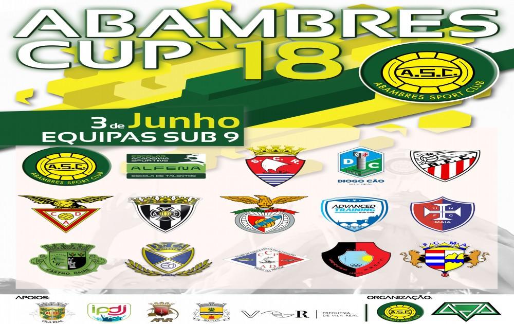 | ABAMBRES CUP'18 - SUB-9 - 3.JUNHO |
