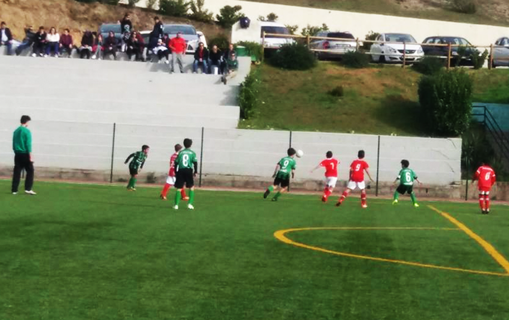 ABAMBRES SC 0 CASA BENFICA DE CHAVES 2 | BENJAMINS | 1ª JORNADA | JOGO EM ATRASO |