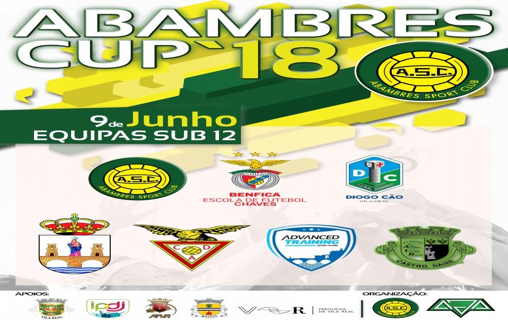 | ABAMBRES CUP'18 - SUB-12 - 9.JUNHO |