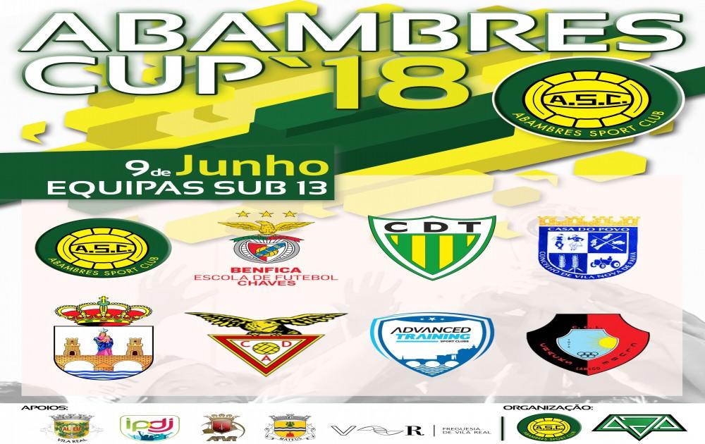 | ABAMBRES CUP'18 - SUB-13 - 9.JUNHO |