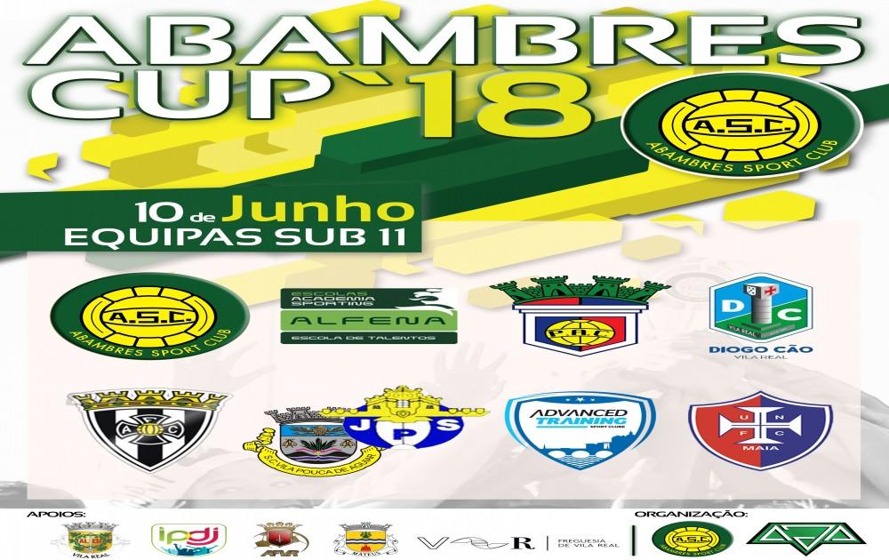 | ABAMBRES CUP'18 - SUB-11 - 10.JUNHO |