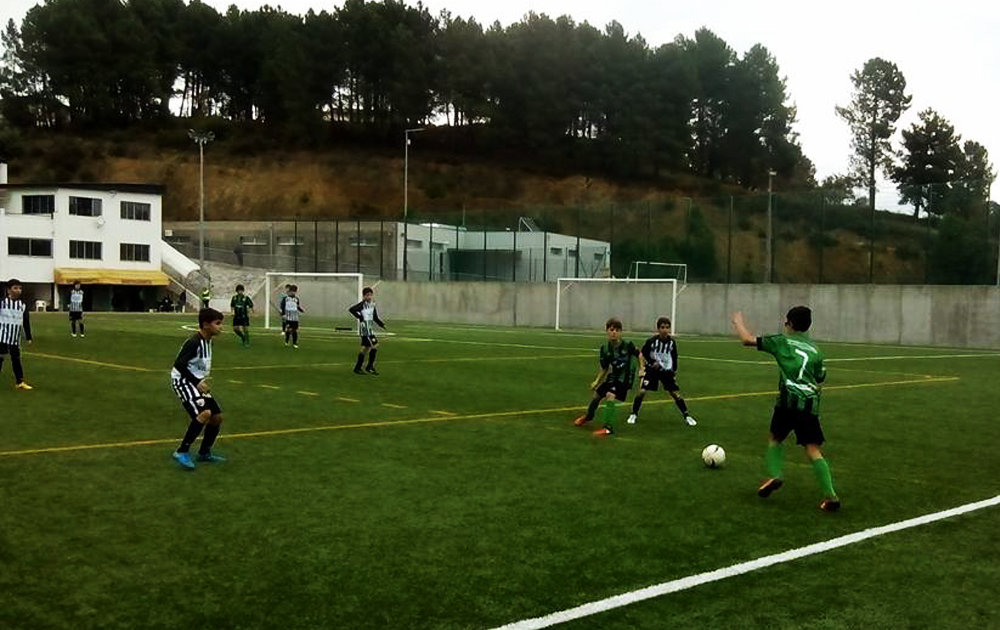 ABAMBRES SC 0 SC VILA REAL 2 | INFANTIS | 8ª JORNADA |