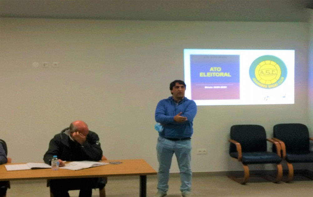 ASSEMBLEIA ELEITORAL DO ABAMBRES SC | 2020-2022